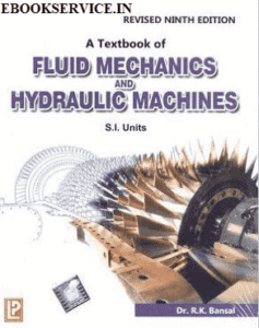 Fluid Mechanics for Mechanical Engineers PDF