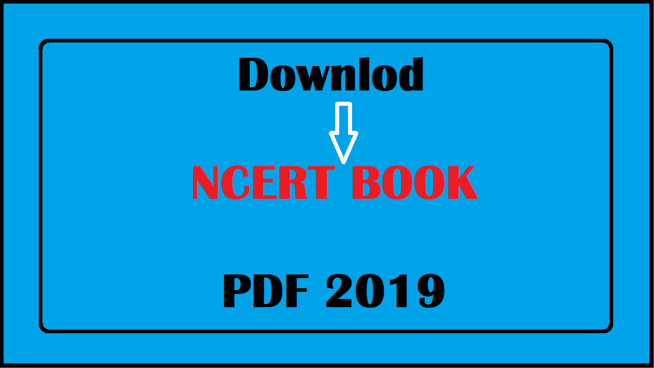 ncert book pdf download free