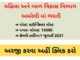 Amreli WCD Recruitment Mahila Jobs